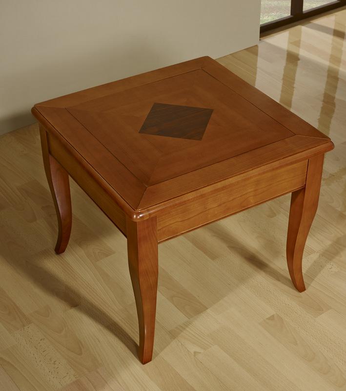 bout de canap manuel en merisier de style directoire meuble en merisier. Black Bedroom Furniture Sets. Home Design Ideas