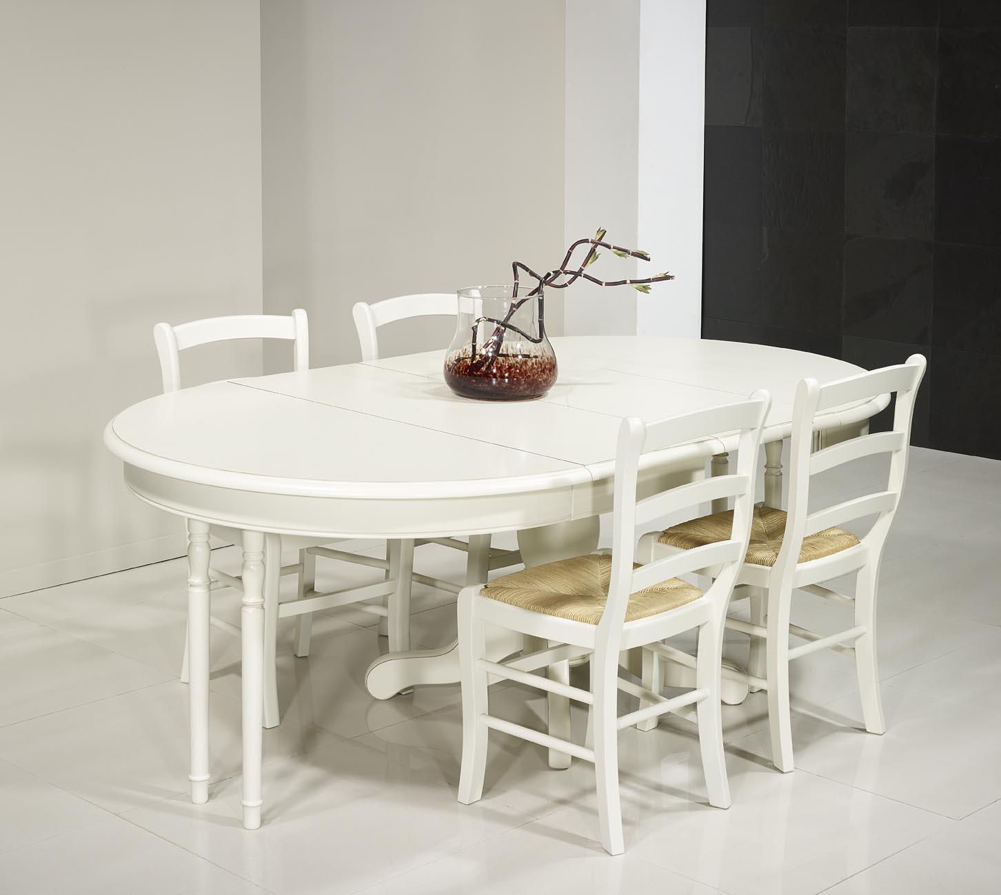 table ronde pied central en merisier massif de style louis philippe diametre 120 2 allonges de. Black Bedroom Furniture Sets. Home Design Ideas