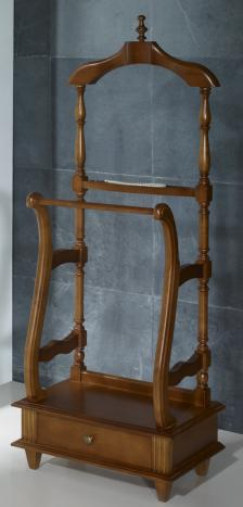 Valet de nuit en Merisier Massif de style Louis Philippe , meuble en ...